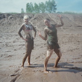 Go Mud sliding - Bucket List Ideas