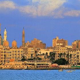 Egypt - Alexandria - Visit the City - Bucket List Ideas