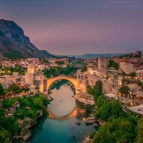 Visit Mostar, Bosnia and Herzegovina - Bucket List Ideas