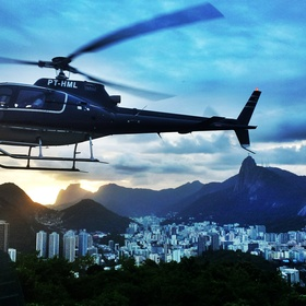 Take a ride in a helicopter - Bucket List Ideas