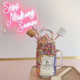 Try a Unicorn Parade Shake from New Territories - Bucket List Ideas