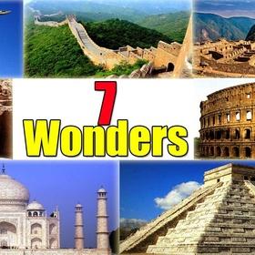 7 Wonders of the World - Bucket List Ideas