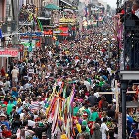 Mardi Gras- New Orleans - Bucket List Ideas