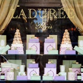 Eat Macarons at Ladurée in Paris, France - Bucket List Ideas