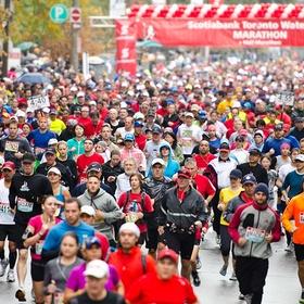 Toronto Waterfront Marathon - Bucket List Ideas
