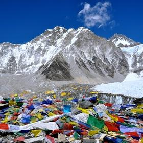 Go to Mount Everest Base Camp - Bucket List Ideas