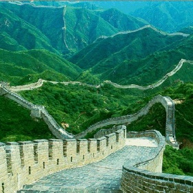 China - the Great Wall of China - Bucket List Ideas