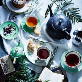 Try 10 different tea traditions - Bucket List Ideas