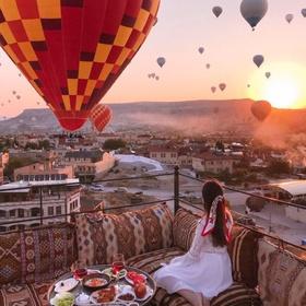 Hot air ballooning in Cappadocia, Turkey - Bucket List Ideas