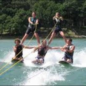 Go waterskiing - Bucket List Ideas