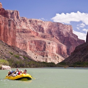 Go on a Rafting Trip in the Grand Canyon National Park - Bucket List Ideas