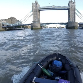 Cross the english channel I'm my boat - Bucket List Ideas