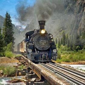 Train travel with family - Bucket List Ideas