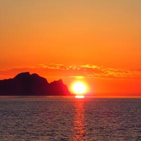See the 'midnight sun' in Northern Norway - Bucket List Ideas