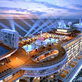 Go on a Cruise with Friends - Bucket List Ideas