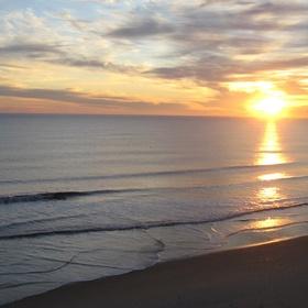 Watch the sunrise from a beach - Bucket List Ideas