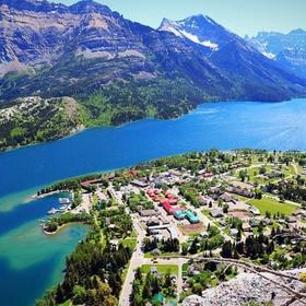 Visit waterton, Alberta - Bucket List Ideas