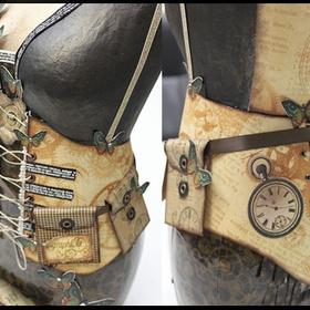 Make a steampunk outfit - Bucket List Ideas