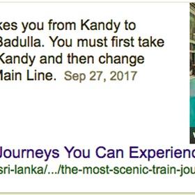 Train journey in india - Bucket List Ideas