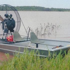 Airboat Across A Swamp - Bucket List Ideas