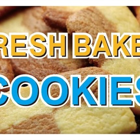 Buy freshly baked cookies - Bucket List Ideas