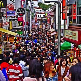 Dress up in Harajuku - Bucket List Ideas