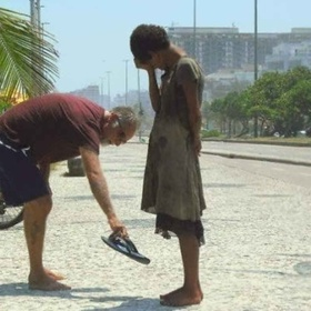 To be Enough Rich to Help Others - Bucket List Ideas