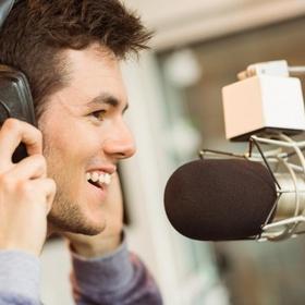 Be on the radio - Bucket List Ideas