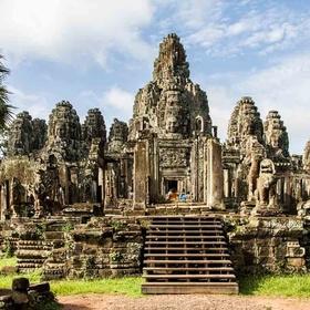 Travel to angkor wat in cambodia - Bucket List Ideas