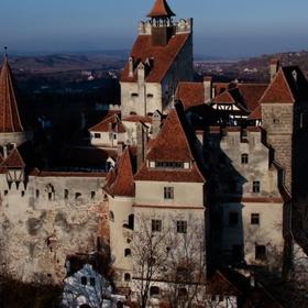 See Dracula's Castle in Romania - Bucket List Ideas