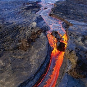 Helicopter Over a Volcano in Hawaii - Bucket List Ideas