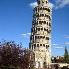 Visit The Leaning Tower of Niles, IL - Bucket List Ideas