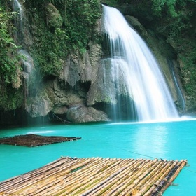 Visit Kawasan Falls, The Philippines - Bucket List Ideas