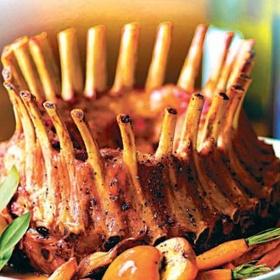 Prepare A Crown Pork Roast - Bucket List Ideas