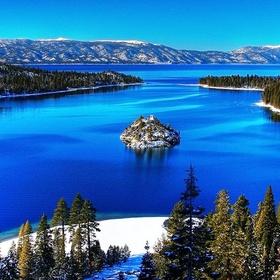 Visit lake Tahoe - Bucket List Ideas