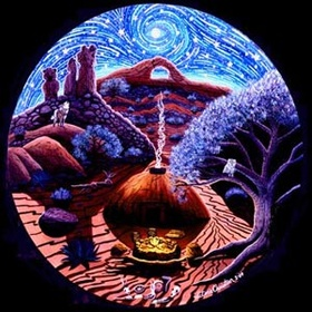 Meet a shaman and do a vision quest - Bucket List Ideas
