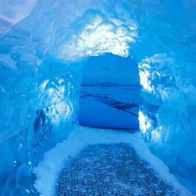 Go through a ice cave - Bucket List Ideas
