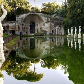 Visit Hadrian's Villa - Bucket List Ideas
