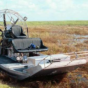 Air boat across an alligator infested swamp - Bucket List Ideas
