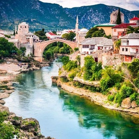Visit the historic city of Mostar, Bosnia and Herzegovina - Bucket List Ideas