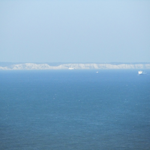 Visit Cap Blanc-Nez and see the white cliffs of Dover at the other side of the Channel - Bucket List Ideas