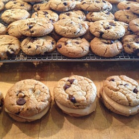 Bake a huge batch of cookies and deliver a plate to my neighbors - Bucket List Ideas