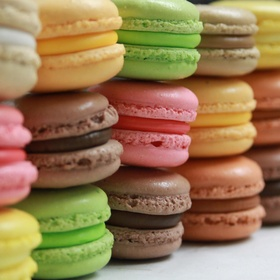 Eat French macaroons - Bucket List Ideas