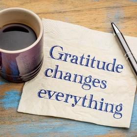 Complete a gratitude challenge - Bucket List Ideas