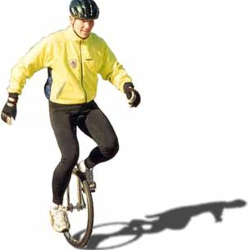 Ride a unicycle - Bucket List Ideas