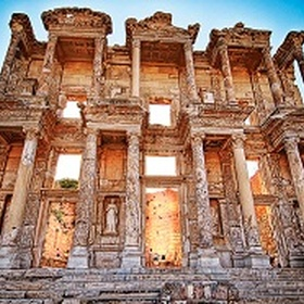 Visit the library of celsus - Bucket List Ideas