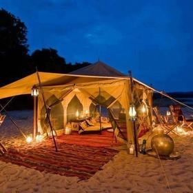 Go on a romantic camping trip - Bucket List Ideas