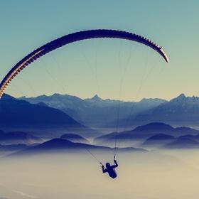 Go Paragliding - Bucket List Ideas