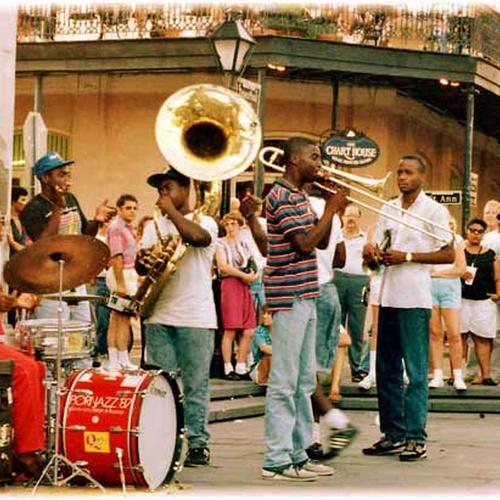 Go to New Orleans - Bucket List Ideas