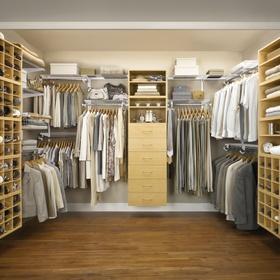 Have a Walk-In Closet - Bucket List Ideas